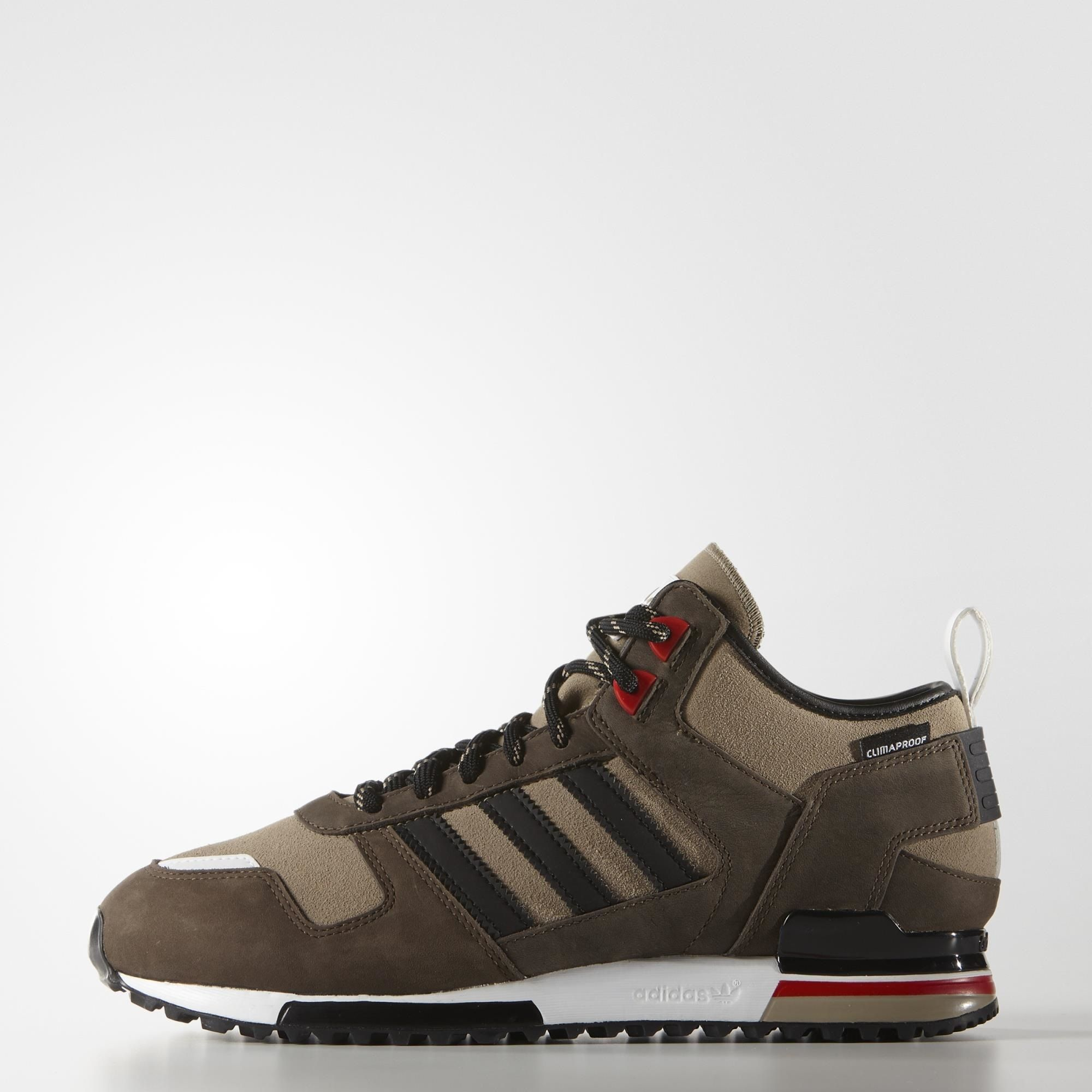 adidas ZX 700 Winter ClimaProof Shoes - Green | adidas US