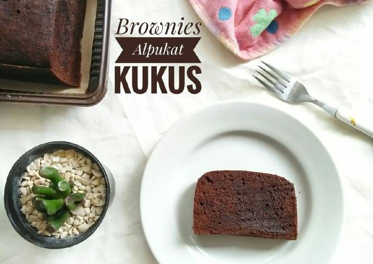 Resep Brownies Alpukat Kukus Oleh Belindch Resep Fotografi Makanan Alpukat Makanan