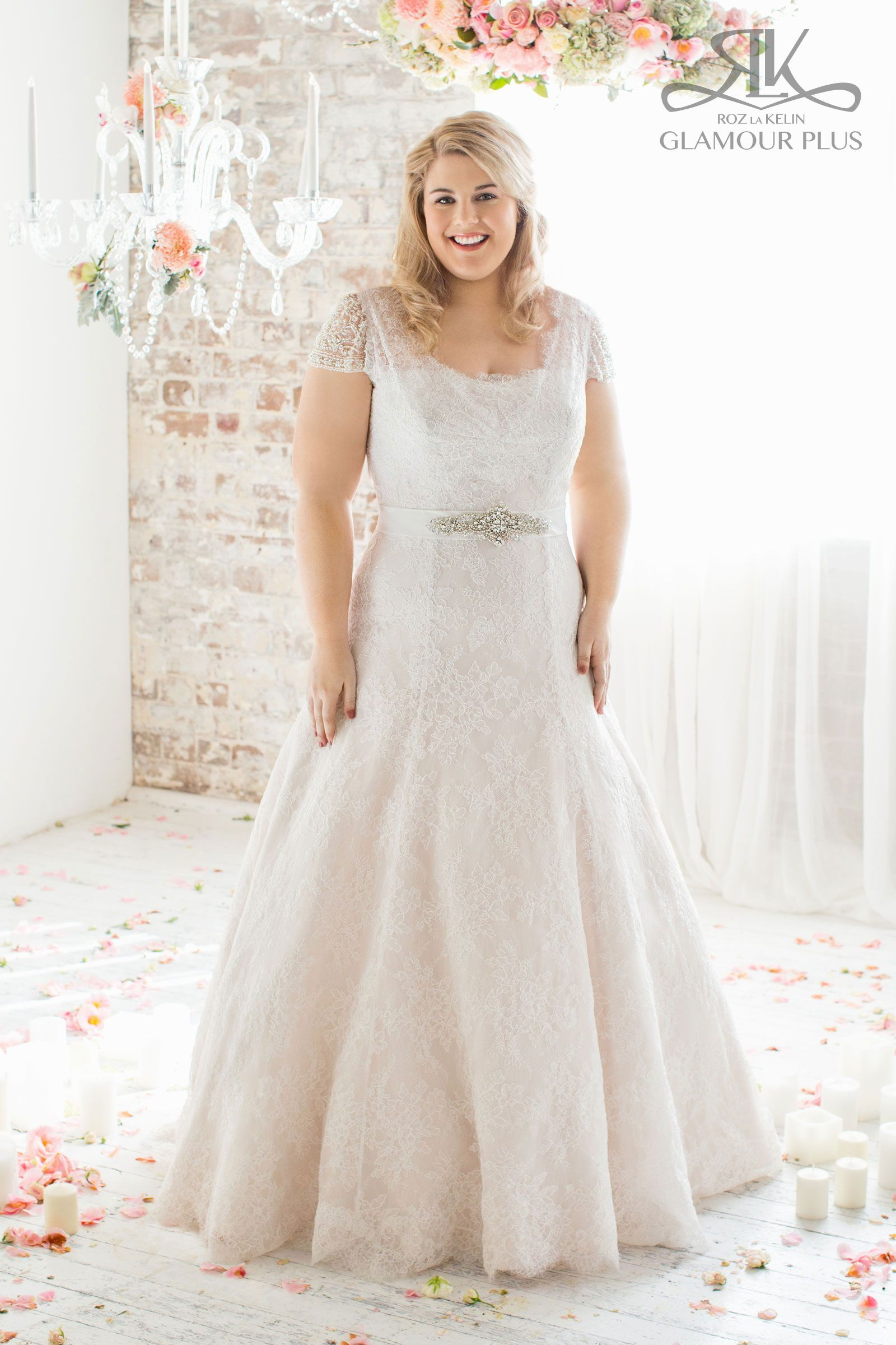 fabulous plus size wedding dresses for brides wedding