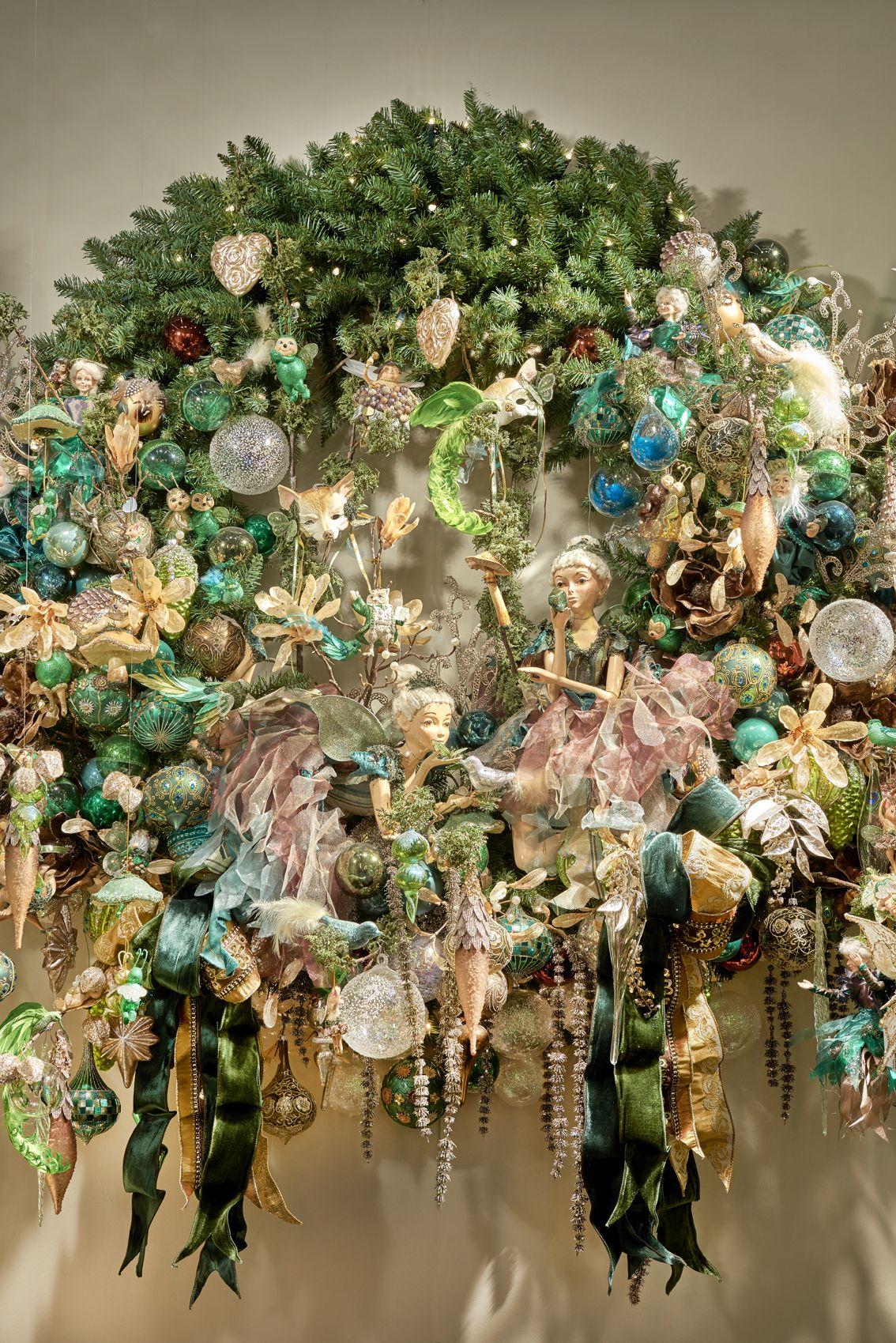 fairy christmas decorations