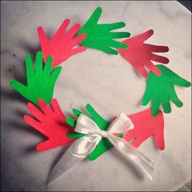 Le Blog de Lorraine: Couronne de l'avent (J-11 avant Noël) #activitenoelenfant