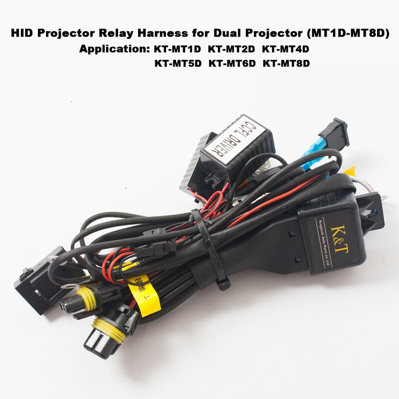Incredible Hid Kit Wiring Harness Motorcycle Hid Bi Xenon Relay Harness Wiring Digital Resources Ommitdefiancerspsorg