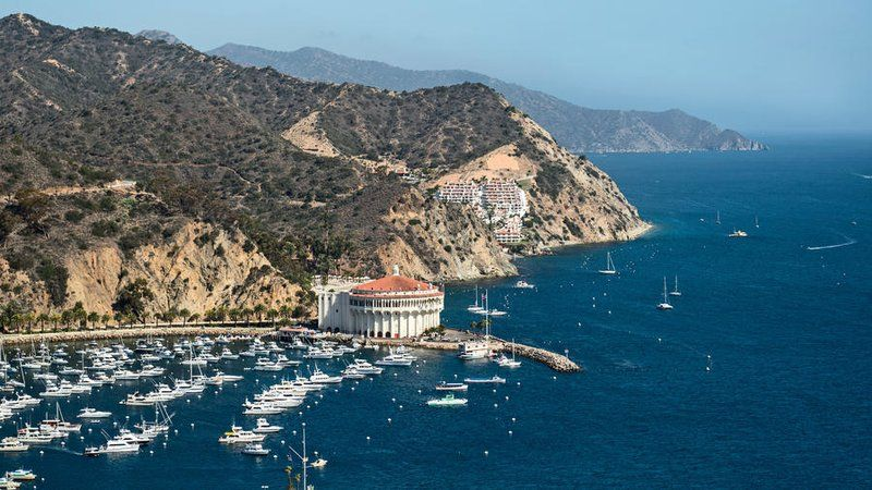 31 Best WarmWeather Vacations Catalina island