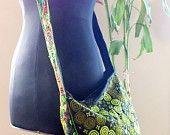 Hmong Ethnic handmade bags Messenger Bags And Shoulder Bags bohemian