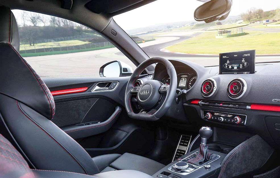 2017 Audi A3 Sedan Interior Audi A3 Sedan Audi A3 Audi