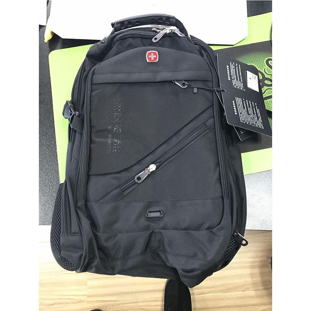 1680D Nylon Waterproof Oxford 17inch Swissgear Backpack Men 15inch ...