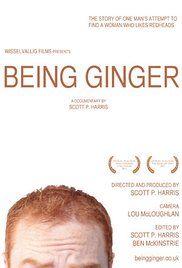 Being Ginger Poster--Netflix