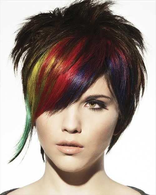 20 Best Punky Short Haircuts Haarschnitt Haarschnitt Kurz Frisuren Kurz