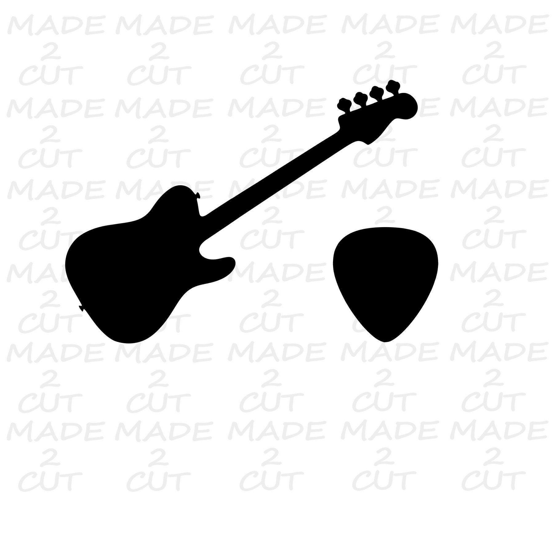 Guitar Svg Design Pick Svg Design Guitar Pick Jpeg Svg Etsy Cricut Projects Vinyl Digital Svg Silhouette Studio Files