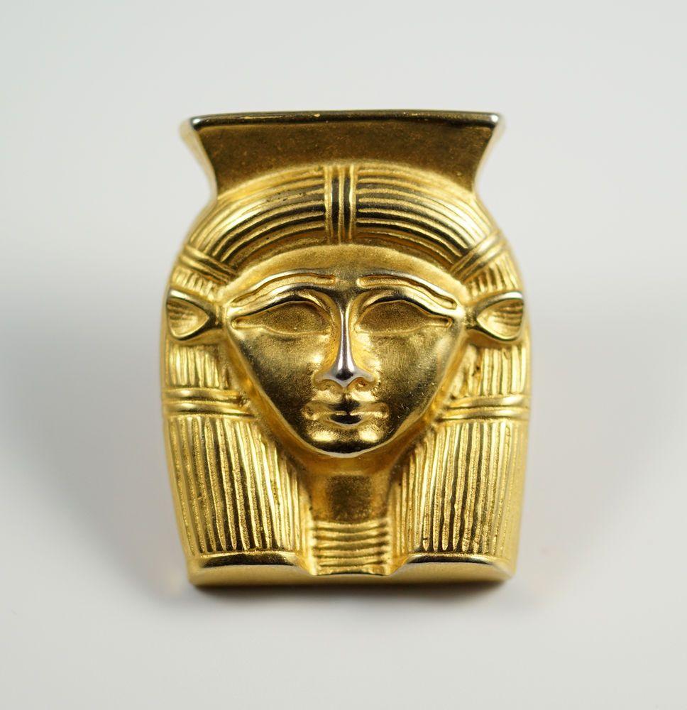 Metropolitan Museum Of Art Mma Egyptian Goddess Hathor Pin