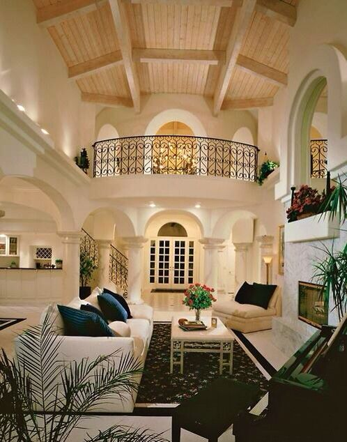 Living Room Balcony Design: Romeo & Juliet Balcony Living Room.