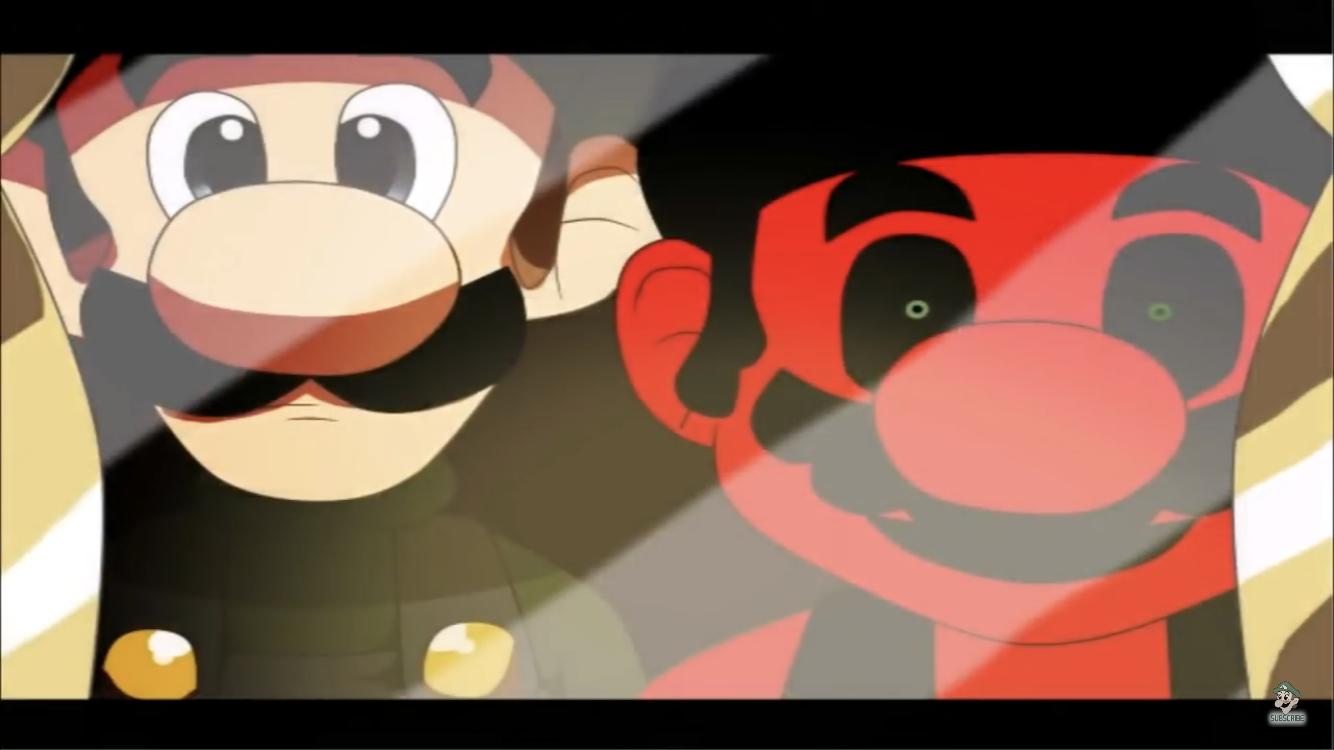 Credit To Luigikid Add Him On Snapchat Instagram And Etc Rene Luigikid Mario Characters Super Mario Bros Fan Art