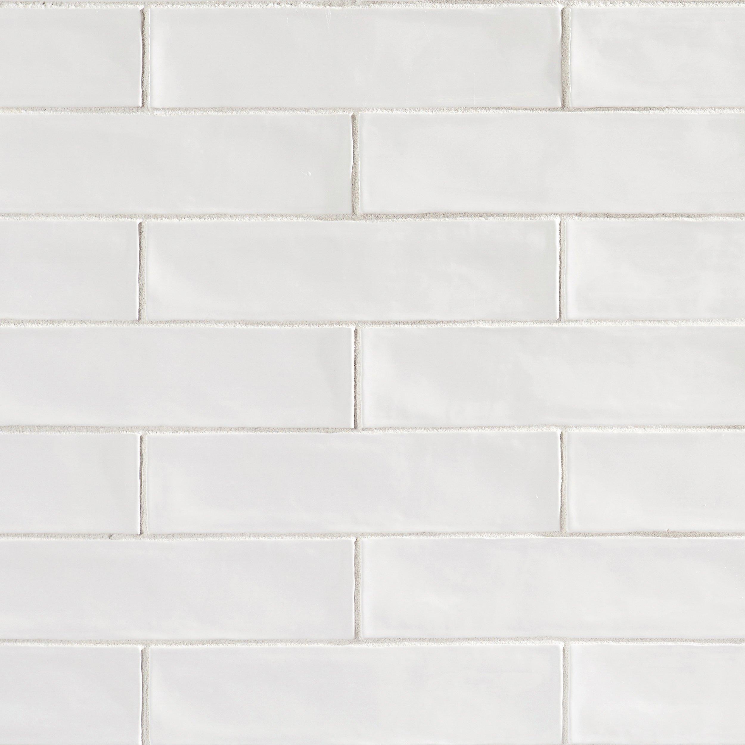 Artisan Frost Porcelain Tile whitetiledbathroom in 2020