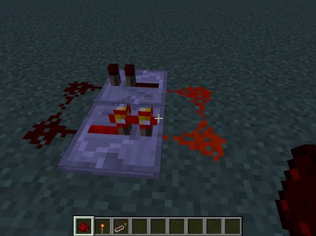 Minecraft How To Create A Repeating Redstone Circuit Auto Design