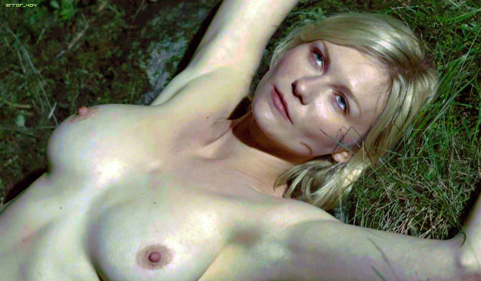 Kirsten dunst pussy have faced