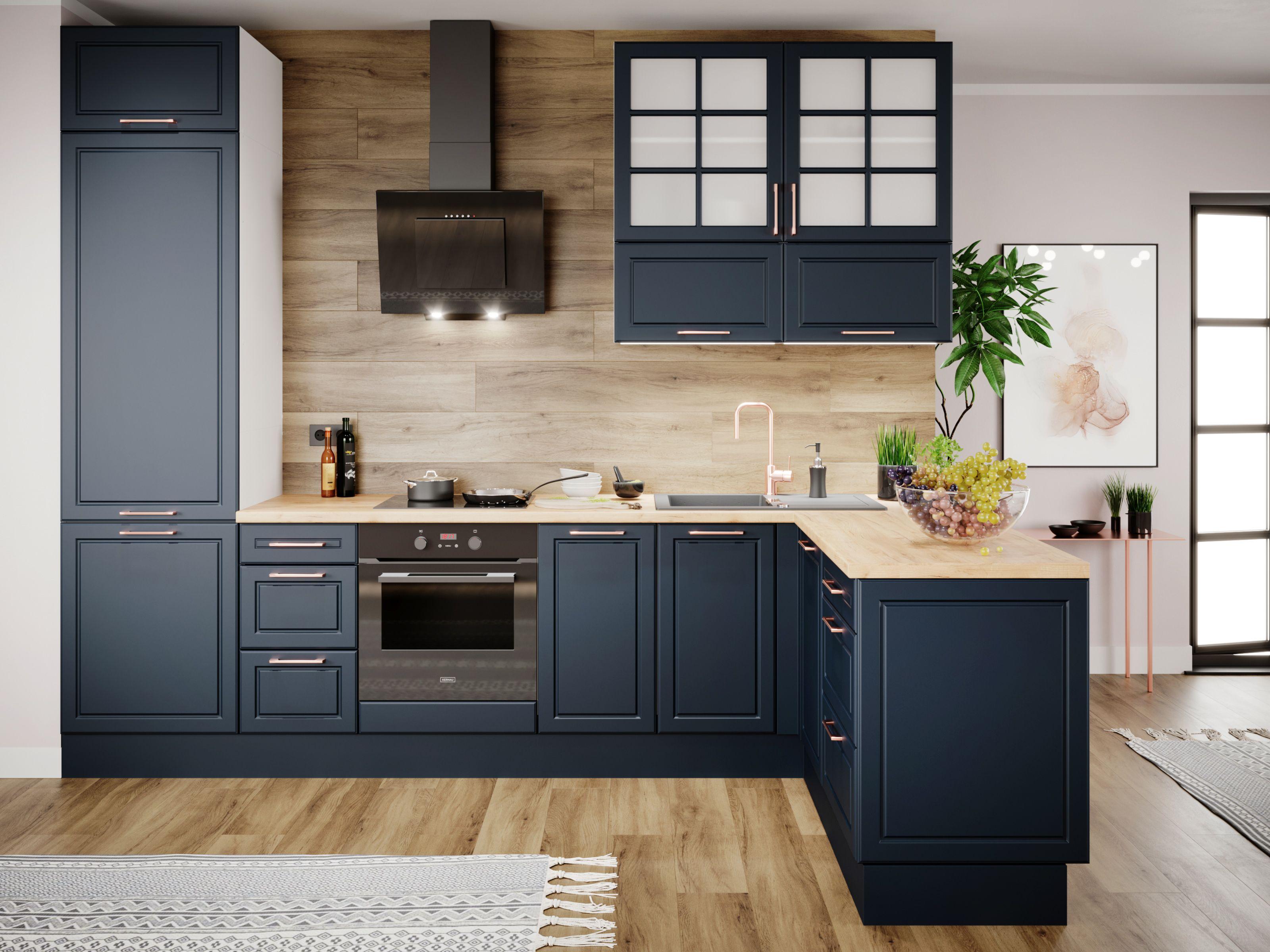 Lupus Eco Modena Indigo Stylish Kitchen Kitchen Design Modern Kitchen
