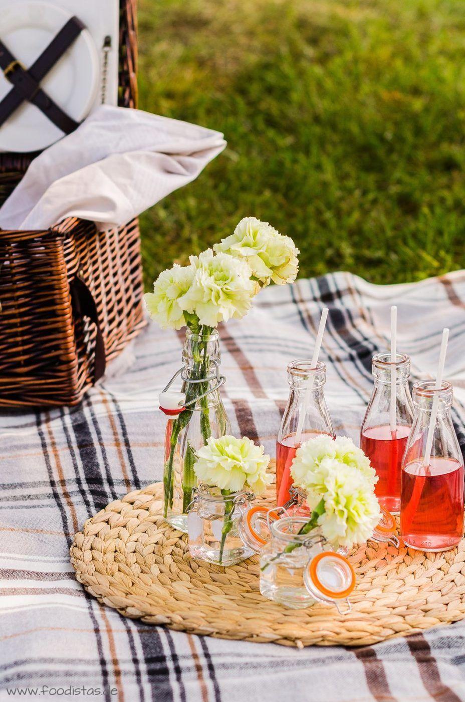 Eine Woche Picknick im Freien mit den Foodistas