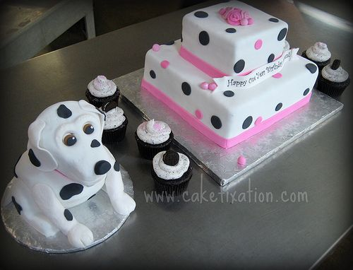 PUPPY CAKE - Google Search