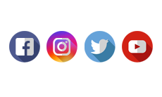 Image Result For Twitter Instagram Facebook Logo Facebook And Instagram Logo Social Media Marketing Courses Marketing Topics