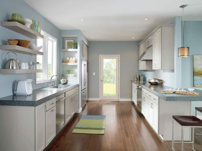 Hager Cabinets Lexington Ky Maple Kitchen Cabinets Floating Shelves Kitchen Kitchen Design