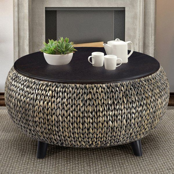 World Menagerie Dimitri Round Coffee Table