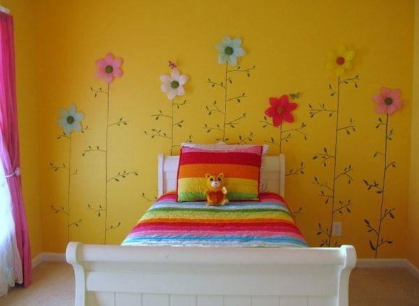 Colores Para Habitaciones Infantiles Diferentes Dormitorios - Colores-para-habitacion-infantil