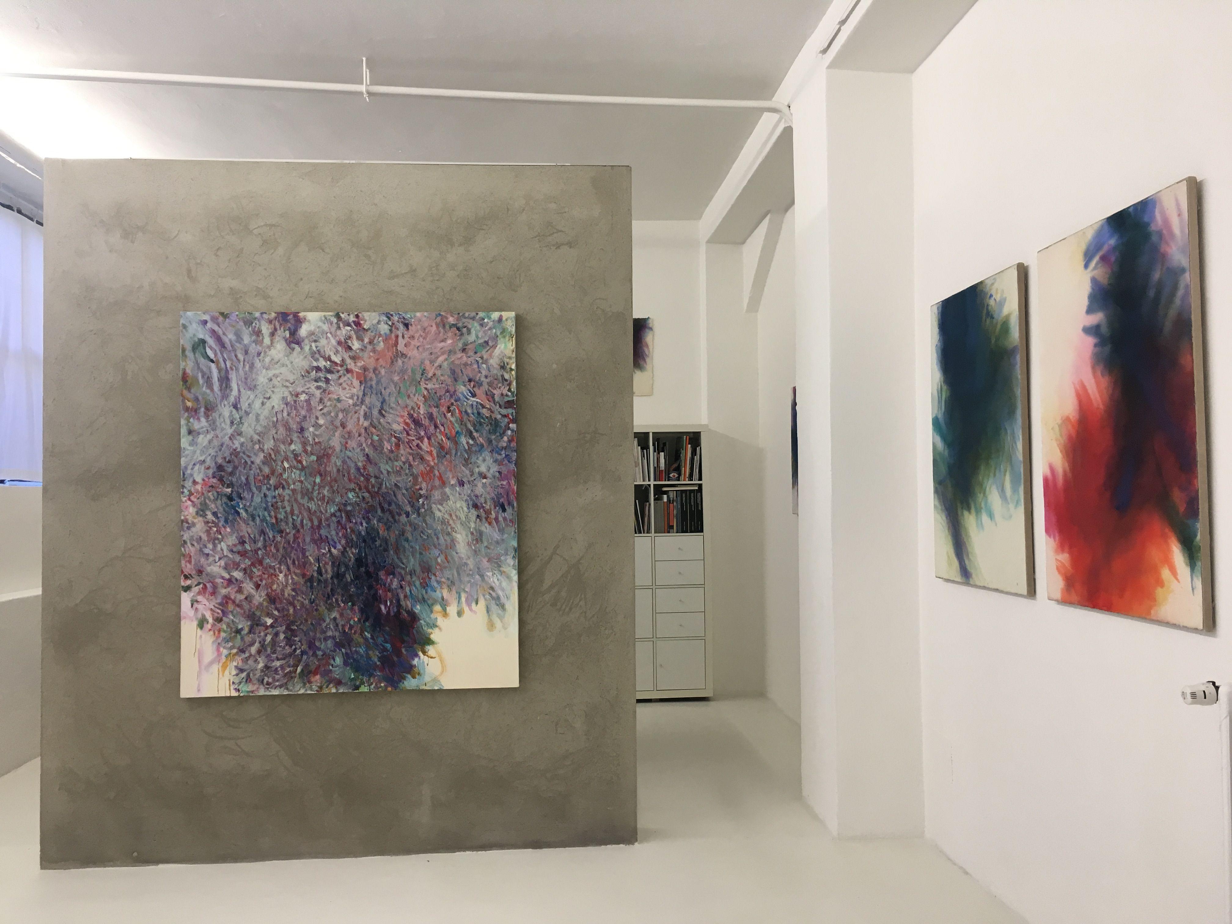 AYAKO NAKAMIYA, Petalo verso ...petalo recto, a cura di Claudio Cerritelli, 6 ottobre - 11 novembre 2016, STUDIO MASIERO, MILANO