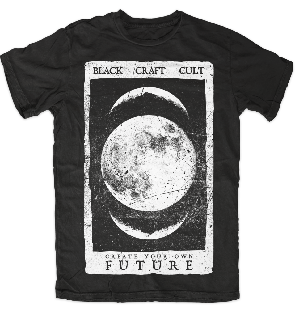 Create Your Own Future - Tarot    Black Craft