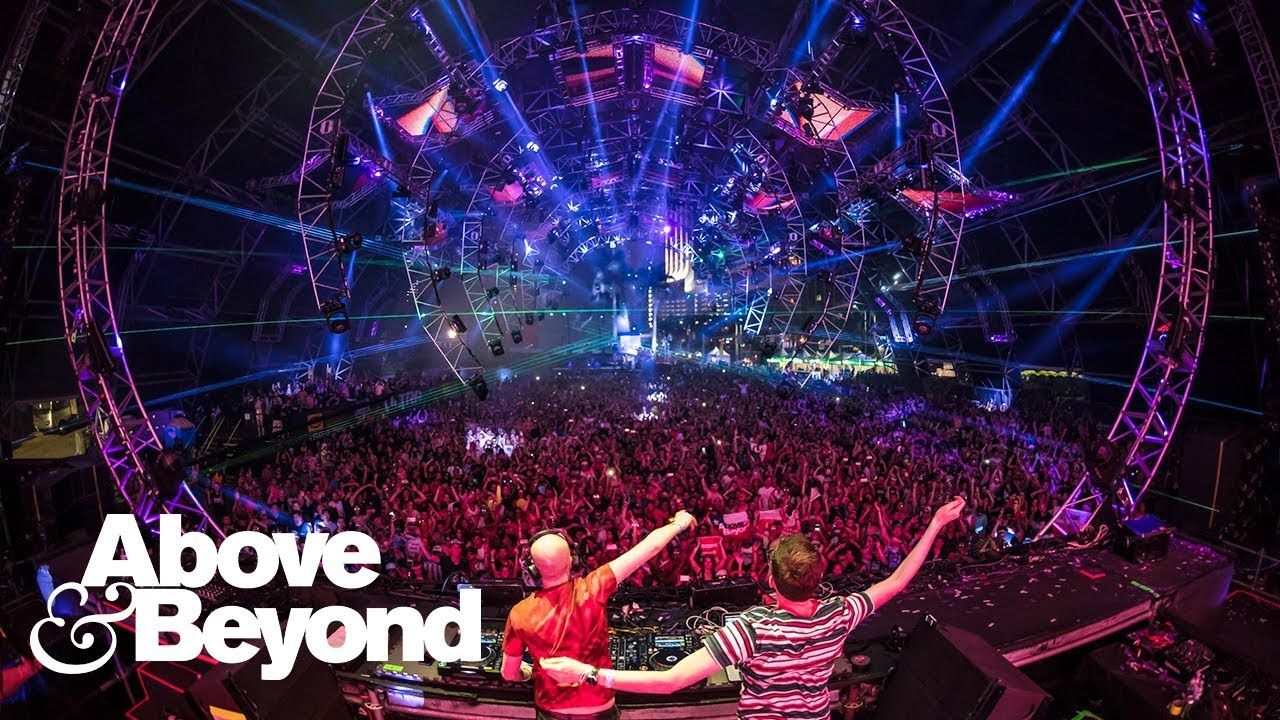 Above Beyond Live At Ultra Music Festival Miami 2018 Festival
