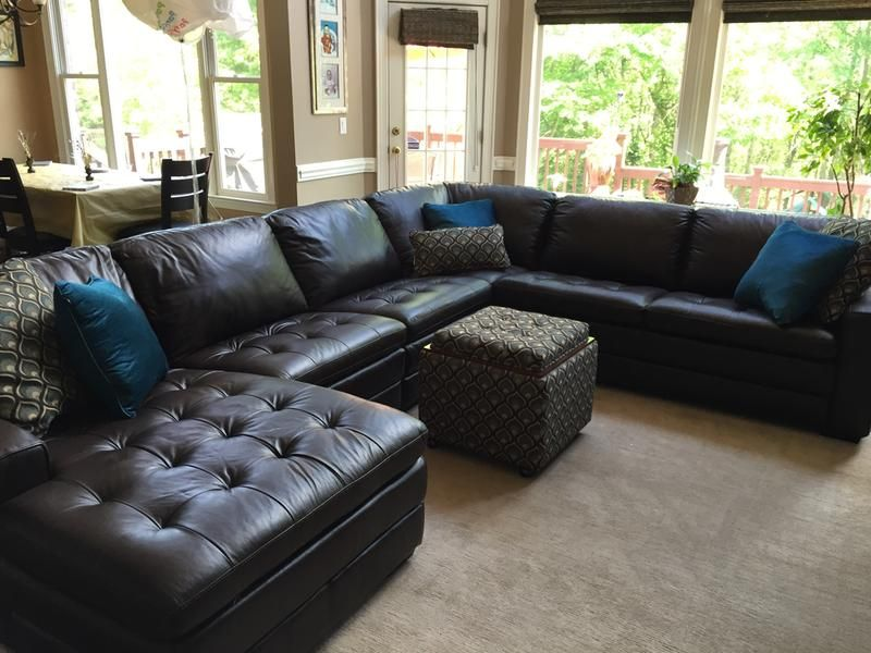 My New Sofa Sectional Mit Bildern Luxus Wohnzimmer Wohnzimmer