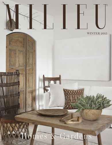 MILIEU - In The Magazine