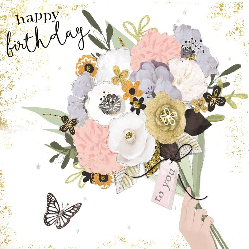 Happy Birthday - Bouquet | Happy Birthday!!! | Pinterest | Happy ...