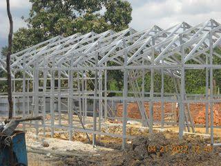 Baja Ringan Plafon Megatruss Global Architecs Engineer Atap