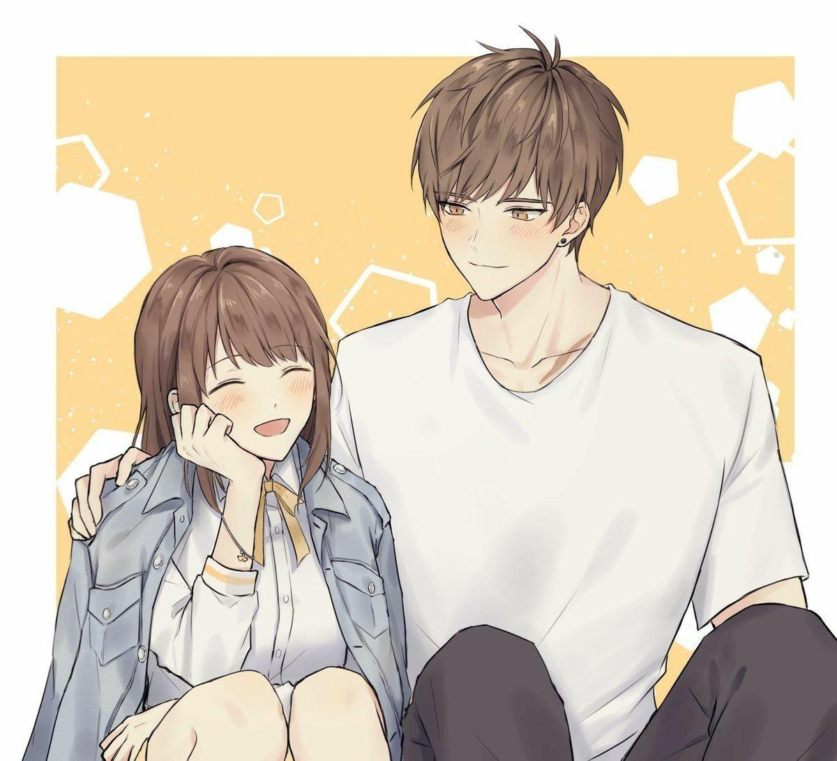 Pin on adorable anime couples