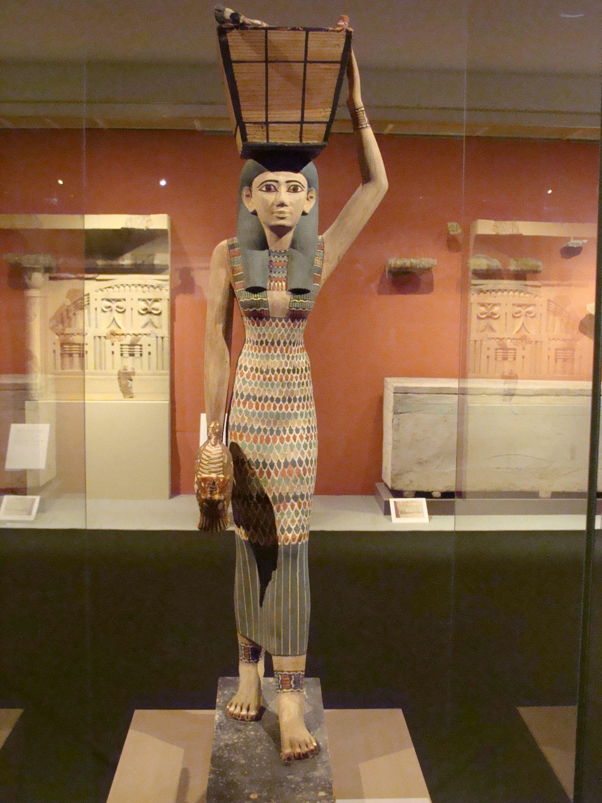 Ancient Egyptian Sheath Dress Women