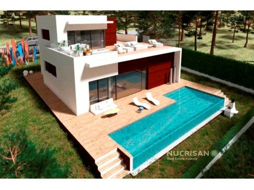 Villa en Benissa Alicante. Costa Blanca | 4 Habitaciones