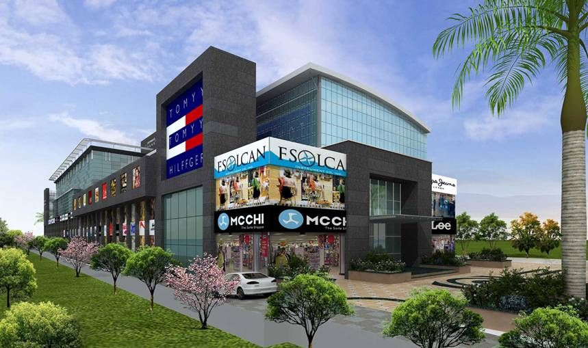 M2k Shopping Plaza Corporate Park Sector 51 Near Mayfield Garden Gurgaon Park Plaza House Styles