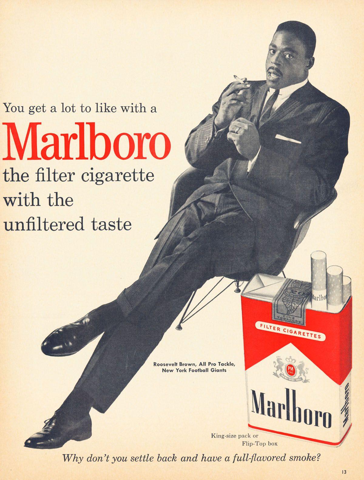 1950s Cigarette Signs