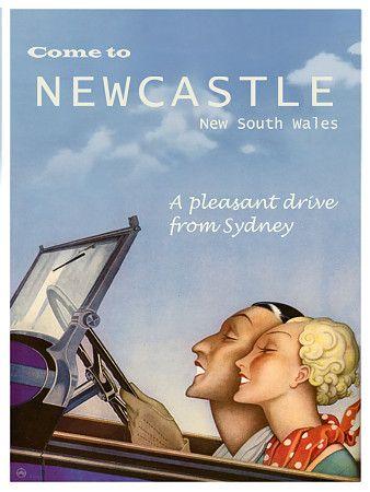 Vintage Australia Travel Poster Print Vintage Posters Australian Vintage Vintage Poster Design