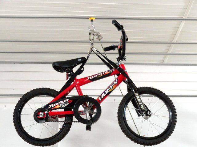 Single Point Hoist Garagetek Store Bike Security At Home