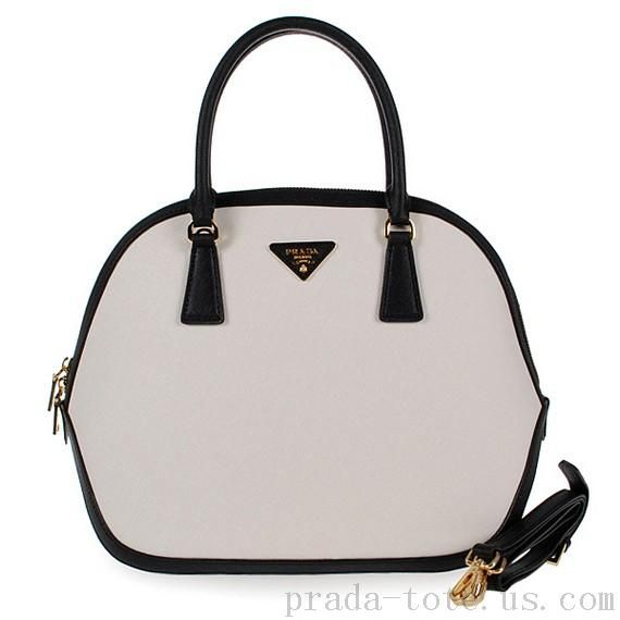 Fashion  Prada Saffiano Leather Shopper Tote Bag Outlet store MTFBXHABAI 3e8f68de5a1c0