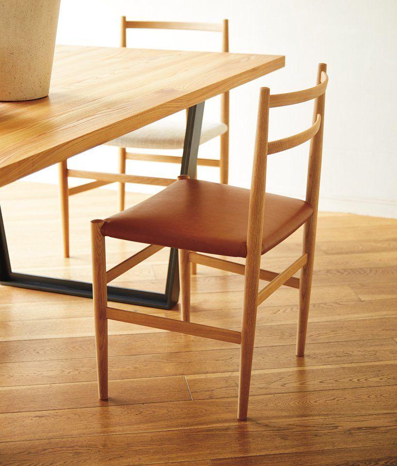 @designboom : jin kuramoto's root chair for @ArflexJapan references shaker culture https://t.co/QjXOhQkim1 https://t.co/j7A7MZRPTG