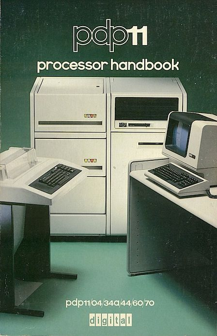 pdp11 de Digital - En 1982 aprendi a programar en una de estas!