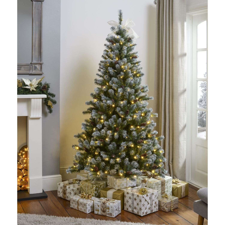 Duke Prelit Christmas Tree vianoce Fir christmas tree