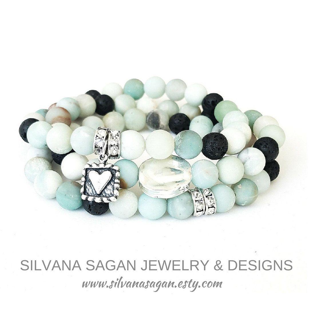 Essential Oils Diffuser Bracelet ~ #silvanasagan #bohemian ...