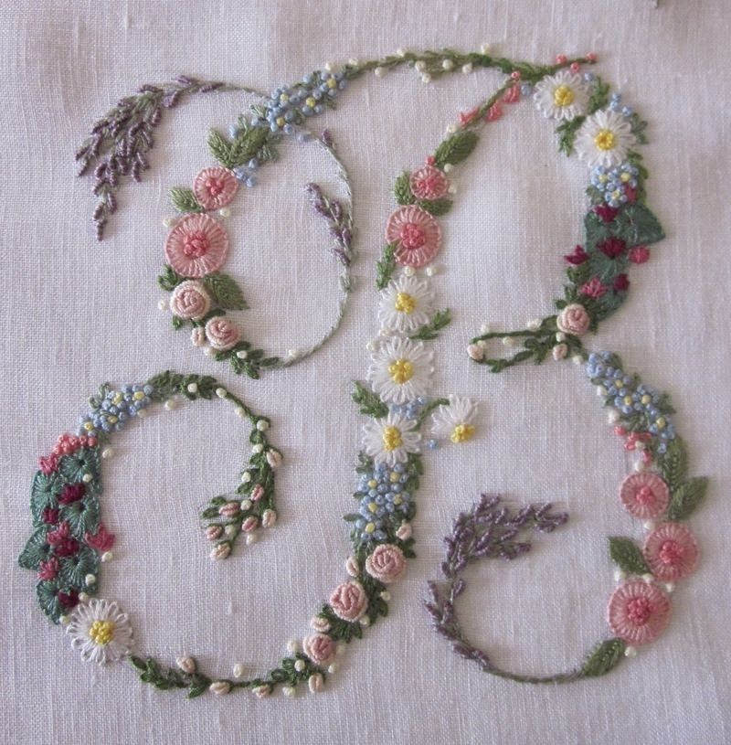 Elizabeth Hand Embroidery Suffocated By Flowers Oh Myis Is