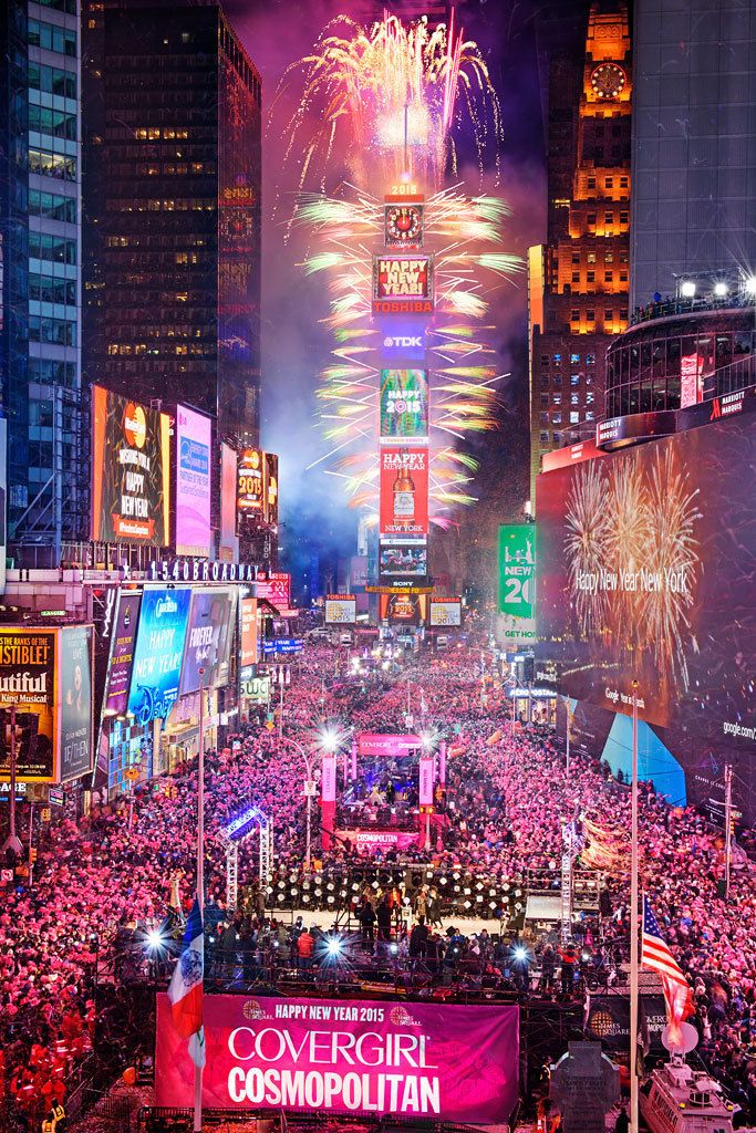 Watch New Year's Eve's New Year's Eve 2016 on Livestream