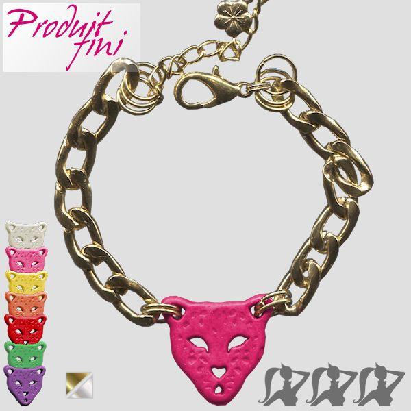 Bracelet Tigresse