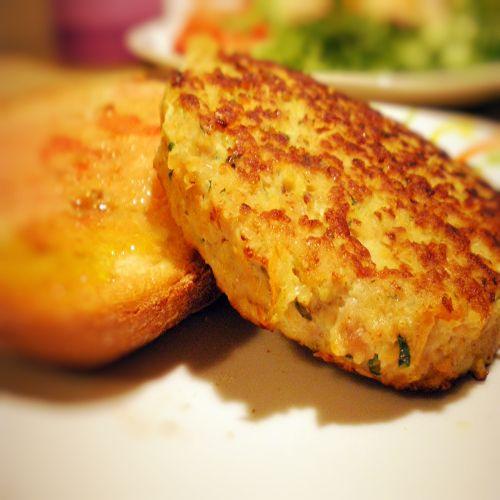 Hamburguesas veganas de copos de avena recetas veganas for Rectas de cocina faciles