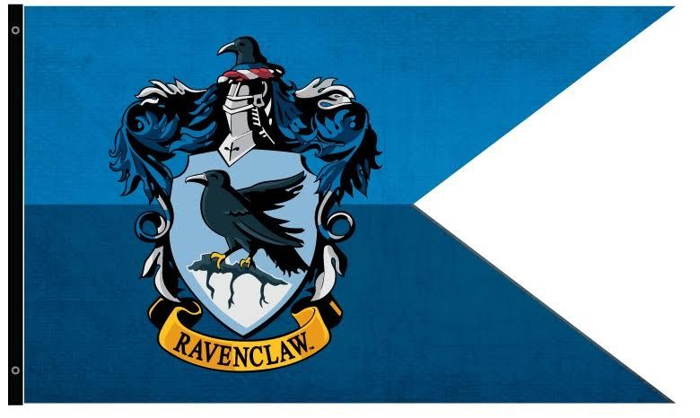 Ravenclaw Outdoor Flag Harry Potter Gifts Collectibles Fairyglen Com Ravenclaw Harry Potter Ravenclaw Colors